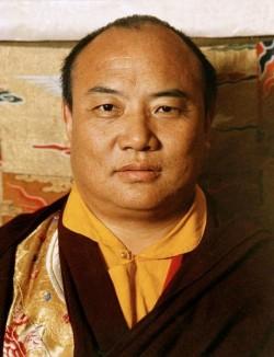 XVI Karmapa Rangdziung Rigpe Dordże