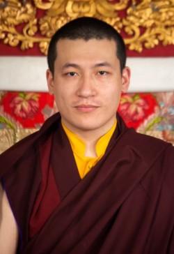XVII Karmapa Trinlej Taje Dordże